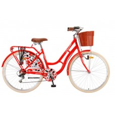 Велосипед POLAR GRAZIA 26 6-BRZINA red 20 2021