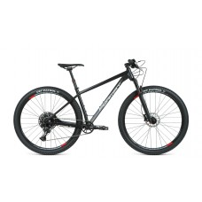 Велосипед FORMAT 1121 29 L 2021 чёрный матовый