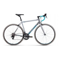 велосипед Forward IMPULSE 480 (рост 480 мм) 2018-2019 серый / бирюзовый