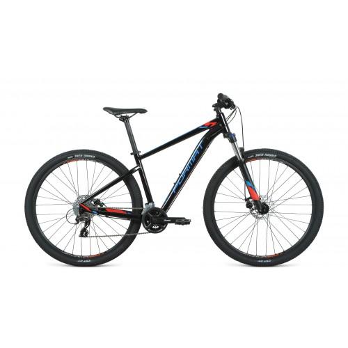 Велосипед FORMAT 1414 27,5 L 2021 чёрный