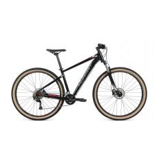 Велосипед FORMAT 1412 29 L 2021 чёрный