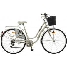 Велосипед POLAR GRAZIA 28 6-BRZINA white 20 2021