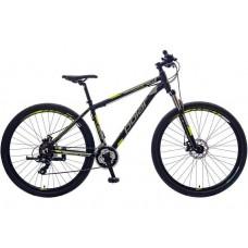 Велосипед POLAR MIRAGE SPORT black-grey-orange 19 L 2021