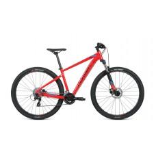 Велосипед FORMAT 1414 27,5 L 2021 красный матовый