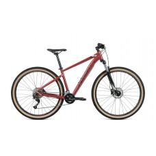 Велосипед FORMAT 1412 29 L 2021 тёмн. красный матовый