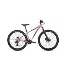 Велосипед FORMAT 6411 LE 26 2021 серебристый