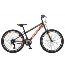 Велосипед POLAR SONIC 24 black-orange 20 2021