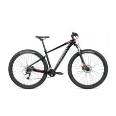 Велосипед FORMAT 1413 29 L 2021 чёрный