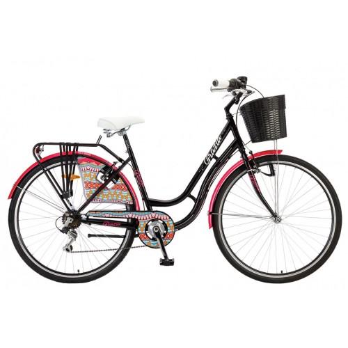 Велосипед POLAR GRAZIA 28 6-BRZINA black 20 2021