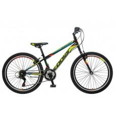 Велосипед POLAR SONIC 24 black-green 20 2021