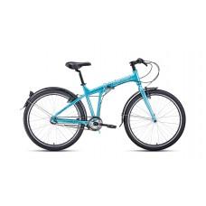 """Велосипед Forward Tracer 26 3.0 (рост 17"""") 2020 бирюзовый / белый"""