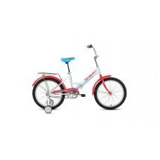 """Детский велосипед Forward Timba 20 (рост 13"""") 2020 белый"""