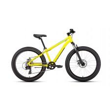 "велосипед Forward Bizon Mini 24 (рост 13"")2020 жёлтый"