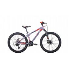 Велосипед FORMAT 6413 24 13 2021 серый матовый