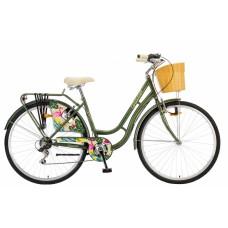 Велосипед POLAR GRAZIA 28 6-BRZINA olive 20 2021