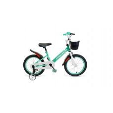 Детский велосипед Forward Nitro 18 2020 бирюзовый