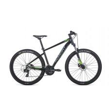 Велосипед FORMAT 1415 29 M 2021 чёрный матовый