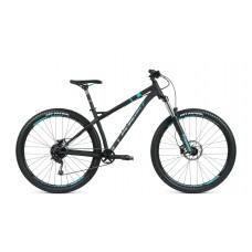 Велосипед FORMAT 1313 29 L 2021 чёрный матовый