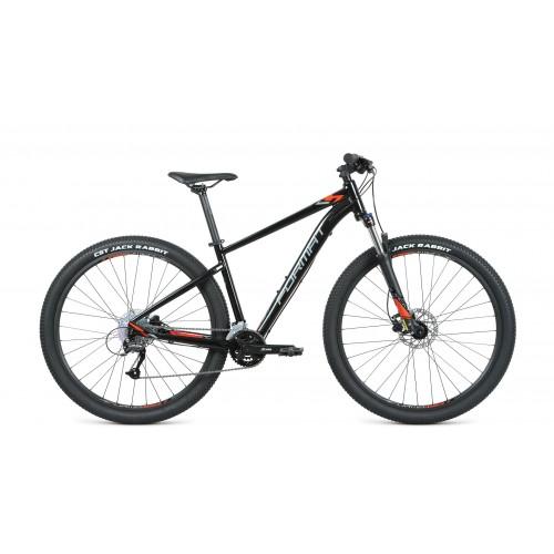 Велосипед FORMAT 1413 29 XL 2021 чёрный