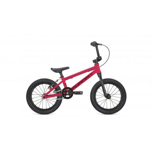 Детский велосипед FORMAT Kids 16 bmx - 2020-2021 красный