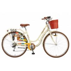 Велосипед POLAR GRAZIA 28 6-BRZINA beige 20 2021