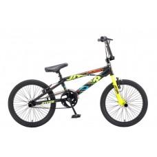Велосипед POLAR JITTER black-green 21 2021