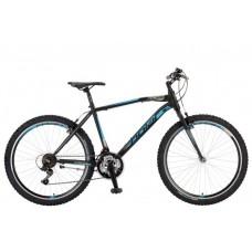 Велосипед POLAR WIZARD 3.0 black-blue 20 XL 2021