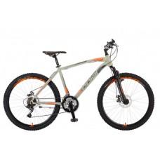 Велосипед POLAR WIZARD 2.0 silver-orange 20 L 2021