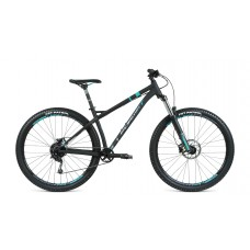 Велосипед FORMAT 1313 29 XL 2021 чёрный матовый