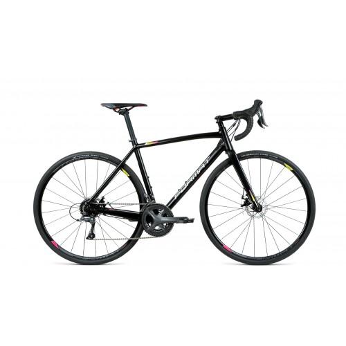 Велосипед FORMAT 2222 700С 580 2021 чёрный матовый