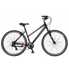 Велосипед POLAR ATHENA black-pink 20 M 2021