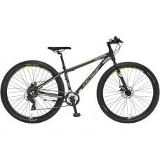 Велосипед POLAR MIRAGE URBAN black-green 19 XL 2021