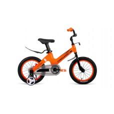Детский велосипед Forward Cosmo 14 2020 оранжевый