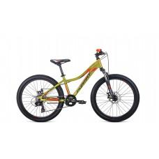 Велосипед FORMAT 6423 24 13 2021 оливковый