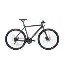 Электровелосипед FORMAT 5342 E-bike 700C 540 2020-2021 чёрный матовый