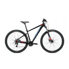 Велосипед FORMAT 1414 27,5 S 2021 чёрный