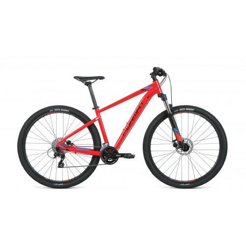 Велосипед FORMAT 1414 27,5 S 2021 красный матовый