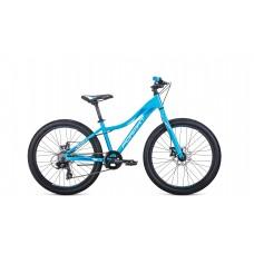 Велосипед FORMAT 6424 24 13 2021 бирюзовый матовый