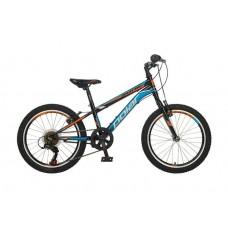Велосипед POLAR SONIC 20 black-blue 18 2021