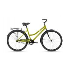 Велосипед ALTAIR CITY 28 low 2021 зеленый / черный