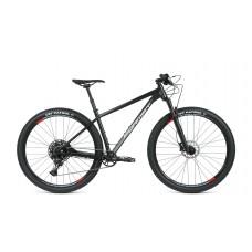 Велосипед FORMAT 1121 29 M 2021 чёрный матовый