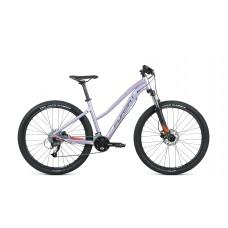 Велосипед FORMAT 7713 27,5 S 2021 серый матовый
