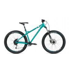 Велосипед FORMAT 1313 Plus 27,5 L 2021 бирюзовый матовый