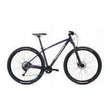Велосипед FORMAT 1211 29 L 2021 чёрный хамелеон