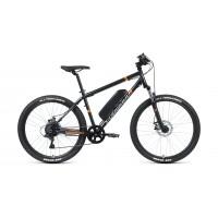 Электровелосипед FORWARD Cyclone 26 2.0 disc 250w 2021 серый