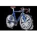 Велосипед Bear Bike Minsk р.54 2020 (синий)
