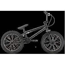 Велосипед Stark Madness BMX 1 2021 (черный/серебристый)