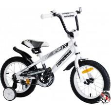 Детский велосипед Nameless Sport 12 (белый)