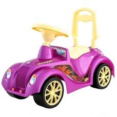 Машинка-каталка RT Ретро с клаксоном ОР900 pink