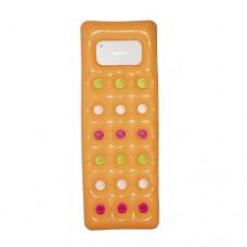 Матрас надувной BestWay 188x71см 43040 orange